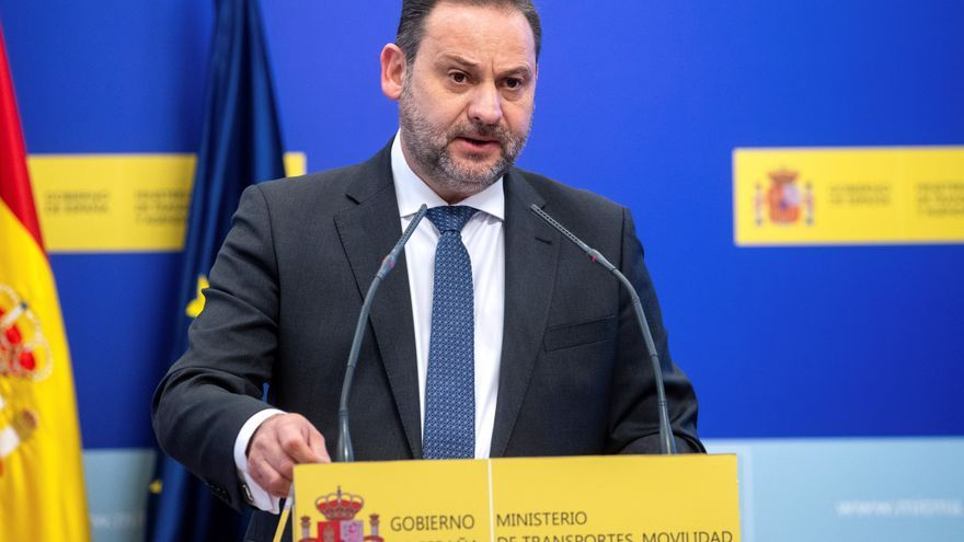 Ábalos confirma que Armas-Trasmediterránea ha pedido capital público