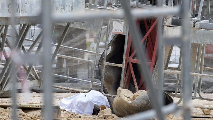 Cada día fallecen dos personas en España por accidentes de trabajo, según UGT