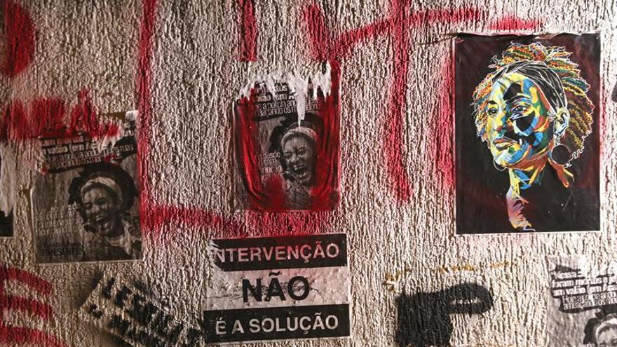 La Policía brasileña reconstruye el asesinato de una concejala de Río con el apoyo del Ejército