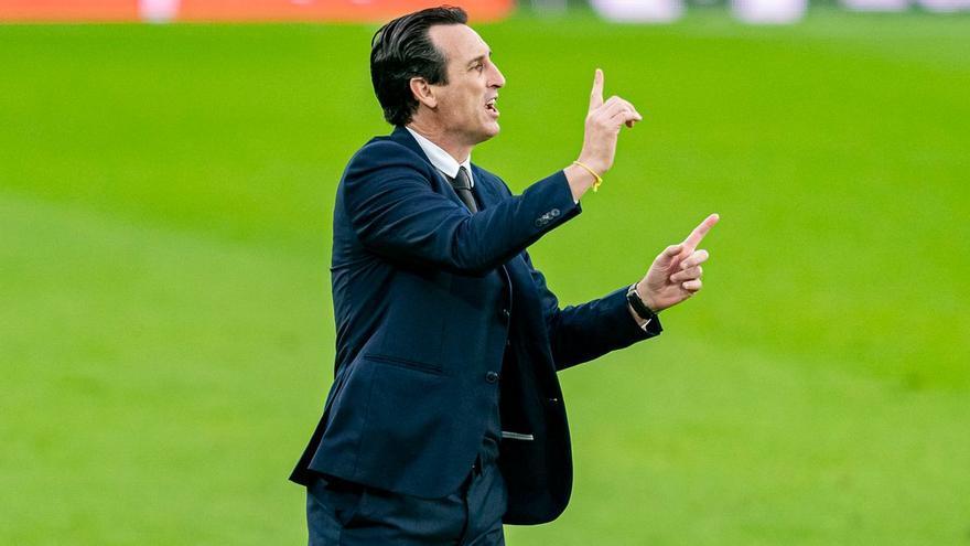 """Emery: """"Respetamos mucho al CD Tenerife y a esta competición"""""""