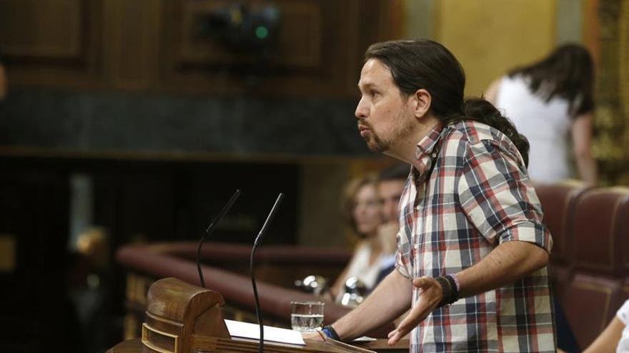 Iglesias dice al PSOE que aproveche la que puede ser su última oportunidad