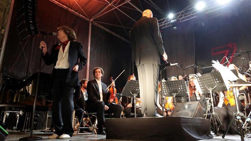 Jane Birkin resucita a Serge Gainsbourg en las Noches del Botánico