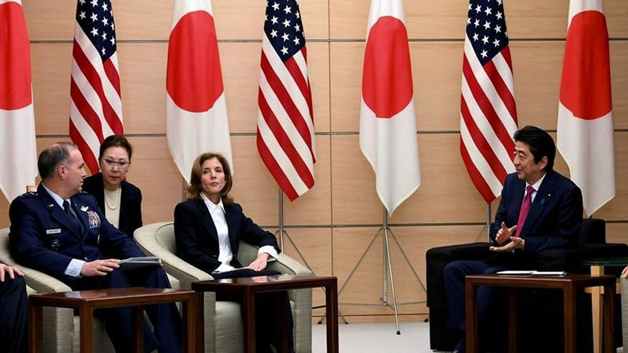 EEUU devuelve a Japón 4.000 hectáreas de sus bases militares en Okinawa