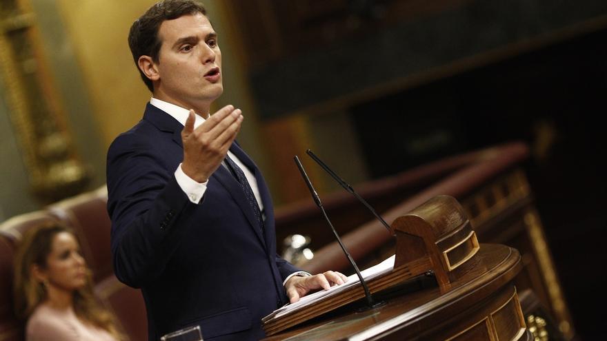 """Rivera cree que la legislatura será """"fructífera"""" y espera reformas estructurales"""
