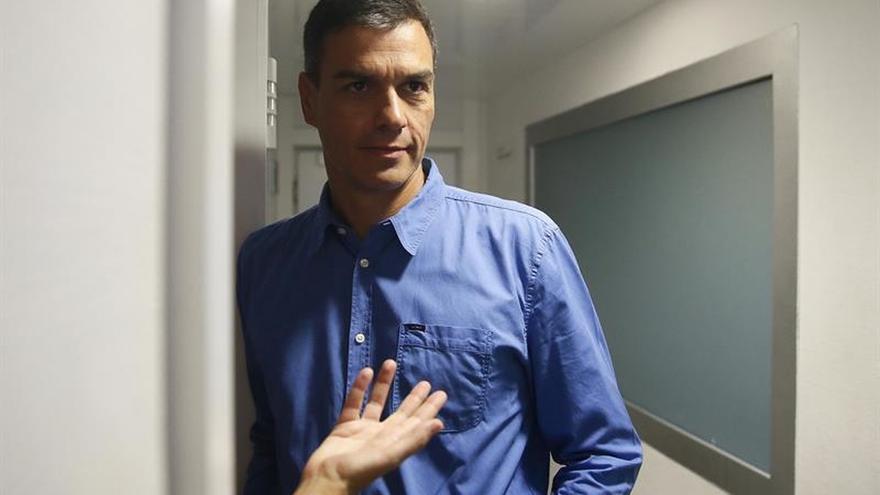 Pedro Sánchez abrirá su curso político el próximo sábado en Badajoz