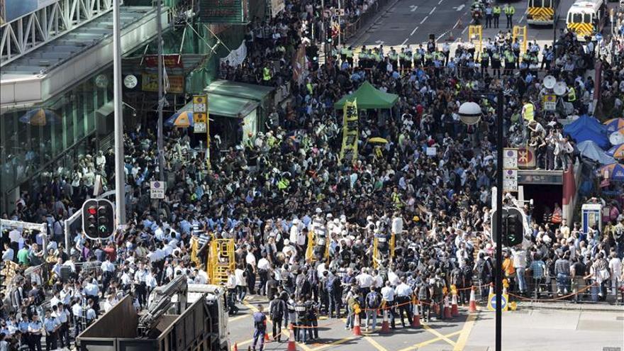 Congresistas desmienten la implicación de EEUU en las protestas de Hong Kong
