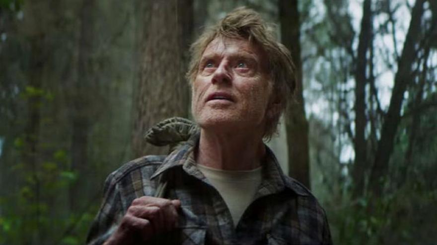 Robert Redford en la película 'Pete's Dragon'