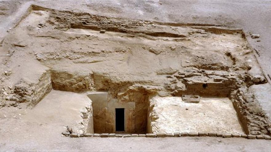 Tumba de Nisemro en Luxor
