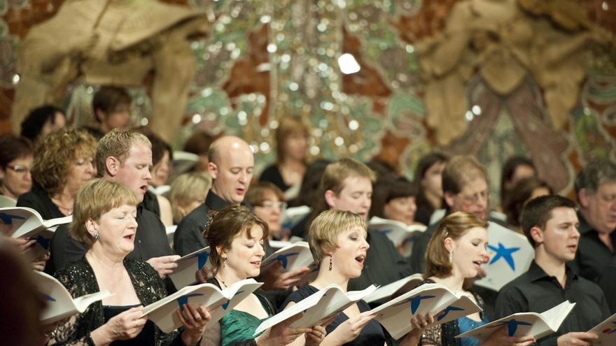260 cantantes amateurs interpretarán 'El Mesías' con una orquesta profesional y dirigidos por Higginbottom