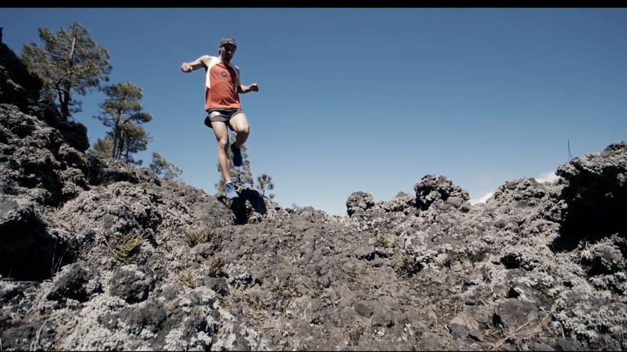 Captura de pantalla del spot.