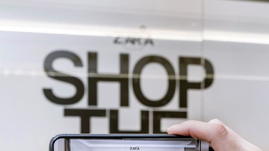 Inditex testa con Zara el uso de la realidad aumentada en tienda y en casa