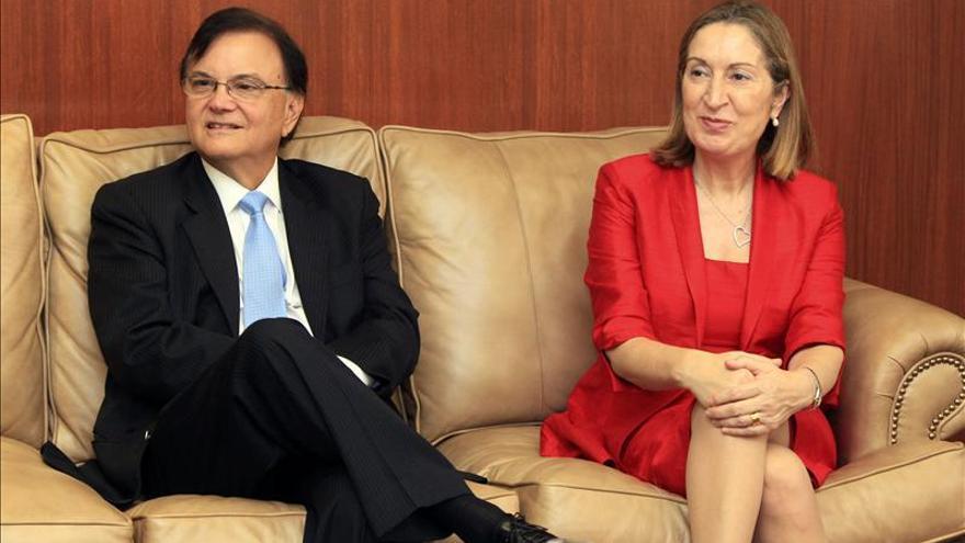 Pastor satisfecha por la disposición al diálogo del grupo GUPC y el Canal de Panamá