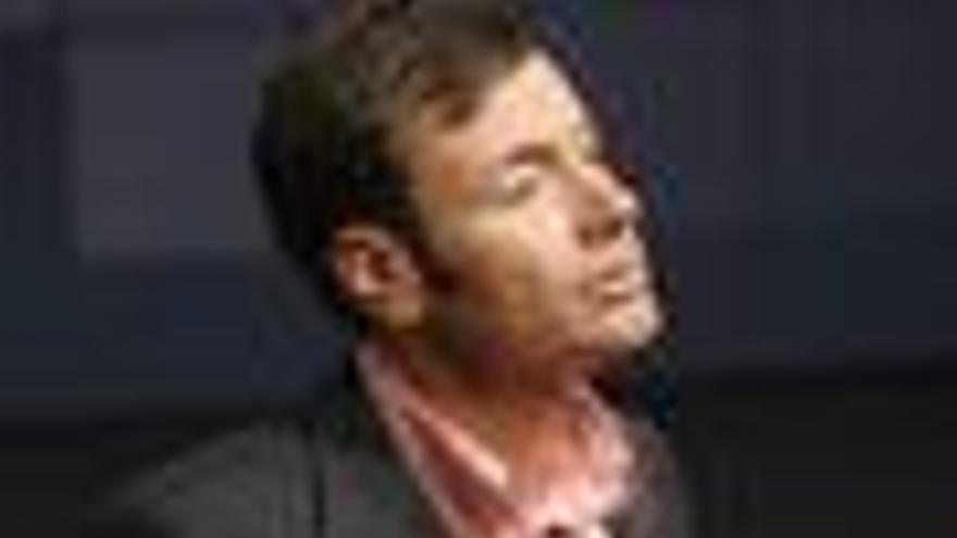 El secretario general del PSM-PSOE, Tomás Gómez