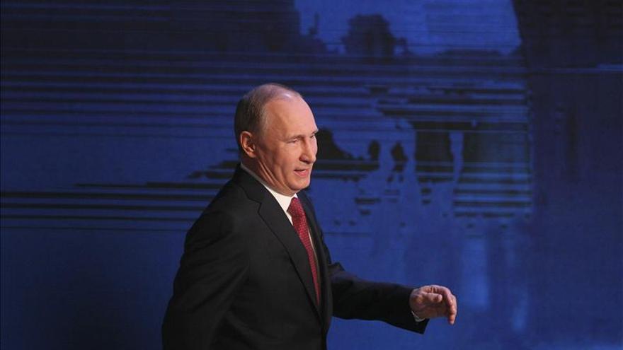 Putin ordena crear un sistema de prevención de ataques informáticos