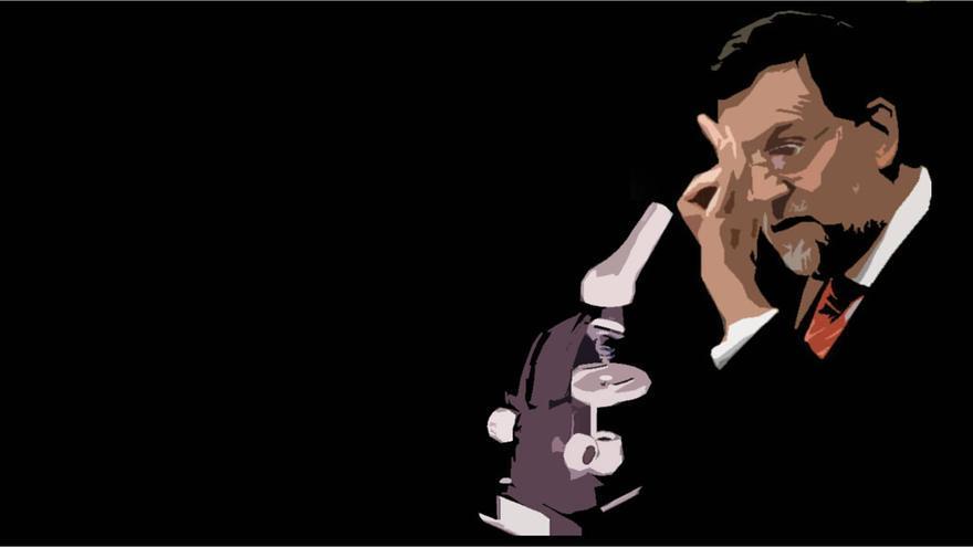 El microscopio de Rajoy