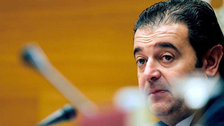 PSPV: Gerardo Camps gastó en cuatro años 553.000 euros en comidas de lujo