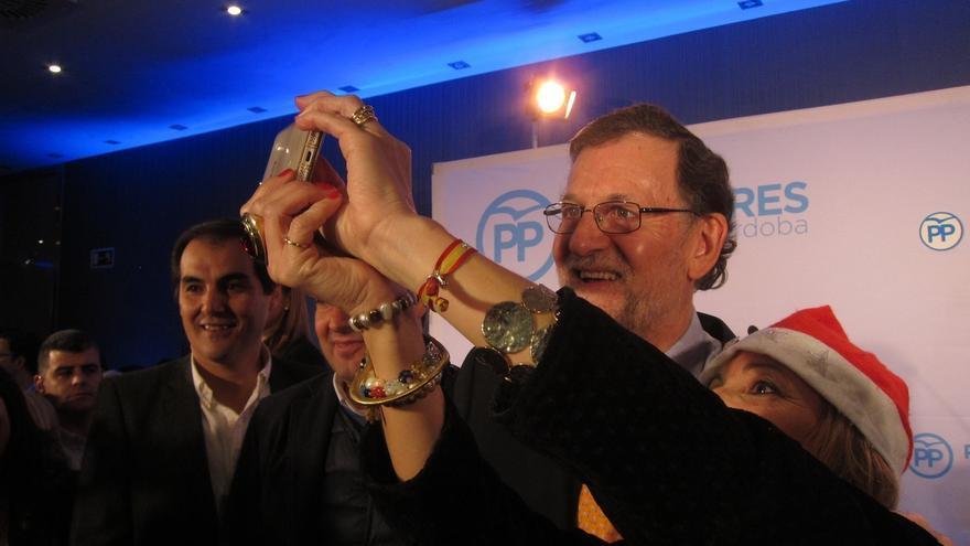 """Rajoy dice que el PP en el Gobierno tiene """"la mayor responsabilidad, pero otros también la tienen"""""""