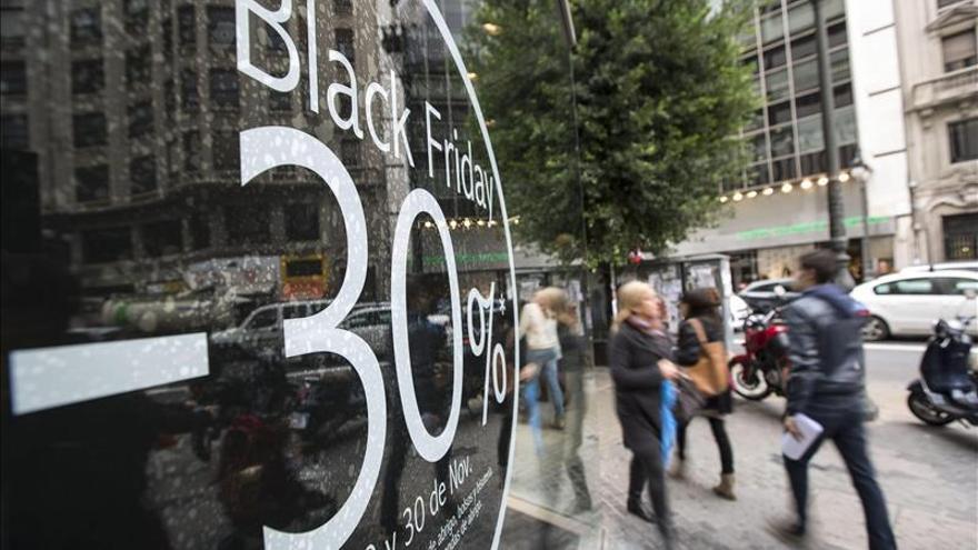 El comercio venderá el 29 % más durante el Black Friday, según GFK