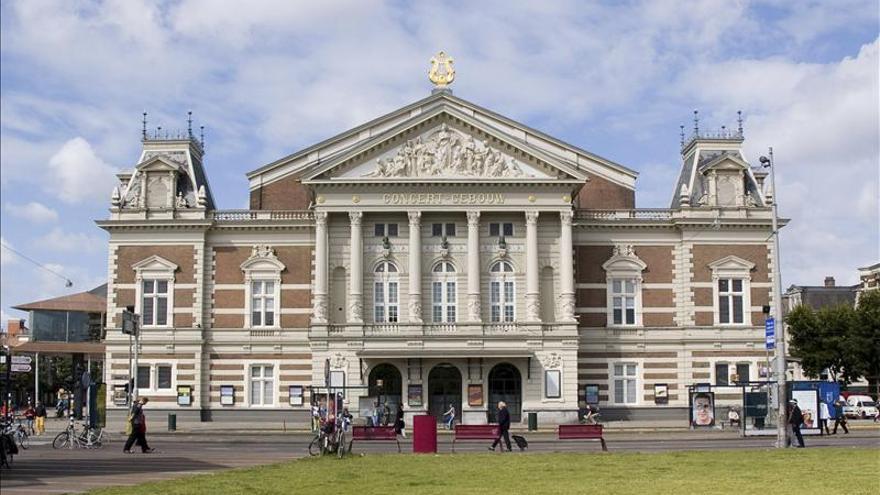La sala de conciertos de Amsterdam celebra 125 años de alta calidad musical
