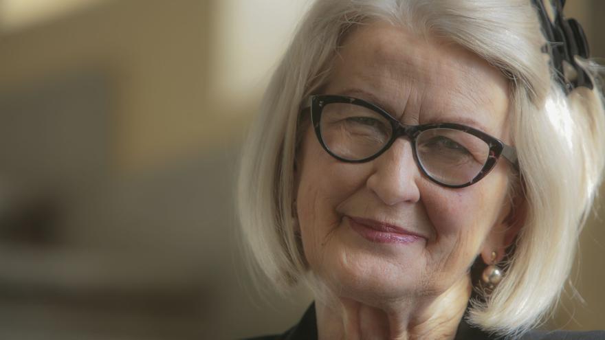 Ann Pettifor, economista especializada en finanzas y deuda soberana. Su último libro es La Producción del Dinero.