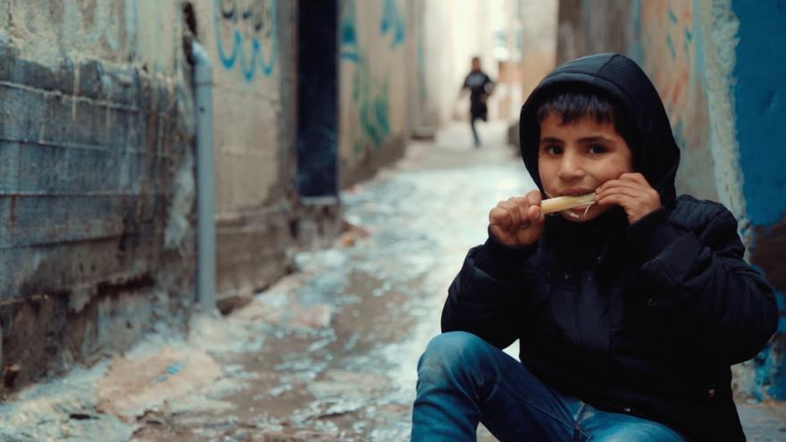 En Gaza, casi 390.000 personas sufren pobreza absoluta, sobreviven con unos $3,5 al día.