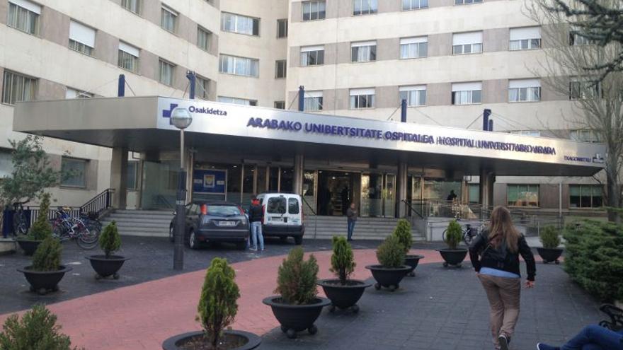 Hospital de Txagorritxu (Vitoria-Gasteiz)