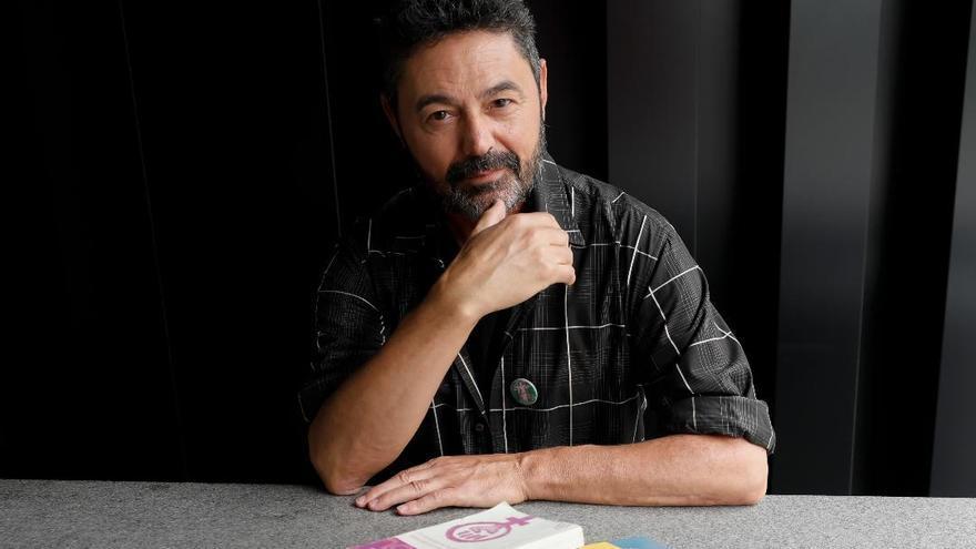Santiago Martínez, comisario de Arte.