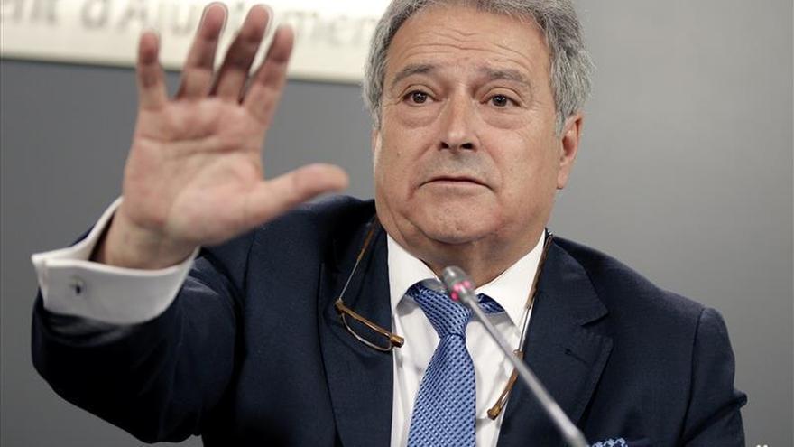 Alfonso Rus detenido en una operación anticorrupción en Valencia