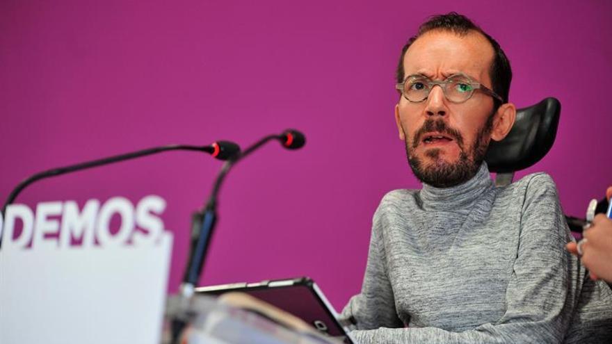 Echenique espera que el Gobierno cumpla el acuerdo sin subir la cuota de autónomos