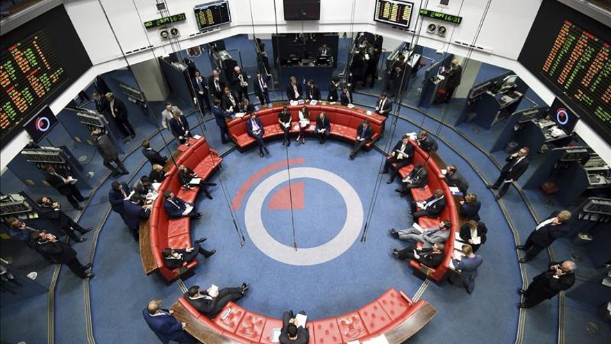 La Bolsa de Londres baja un 0,51 % al cierre
