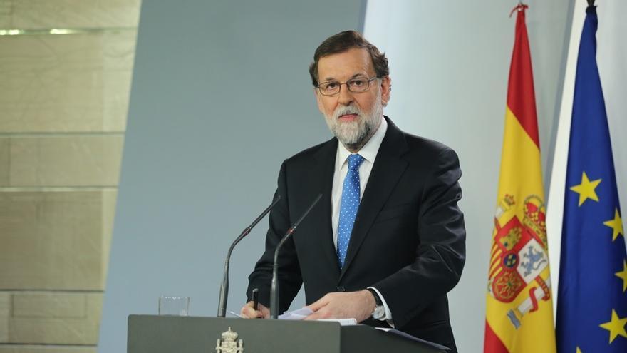 Rajoy mantiene su agenda al margen del caso Cifuentes y el jueves visitará las obras de la A-32 en Albacete