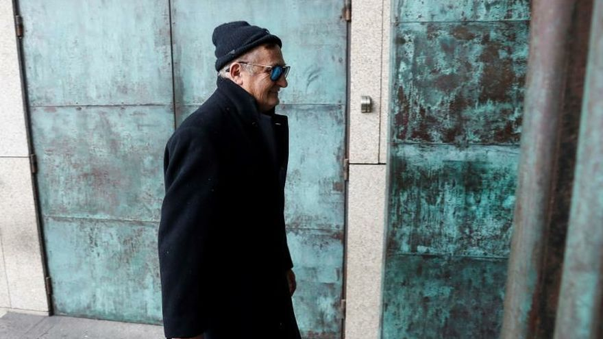 El exalcalde de Getaria responsabiliza al patronato de la Fundación Balenciaga