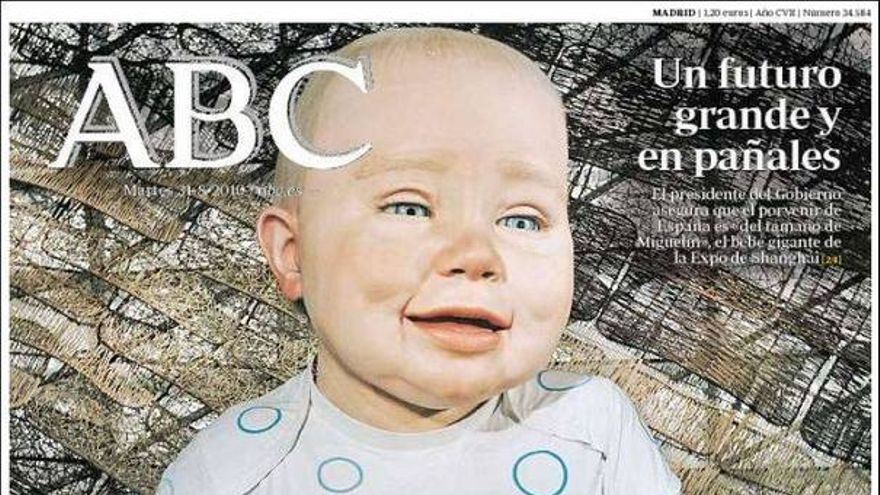 De las portadas del día (31/08/10) #6