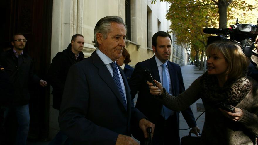 Bankia se personará como perjudicada en la causa contra Blesa por la compra del Banco de Florida