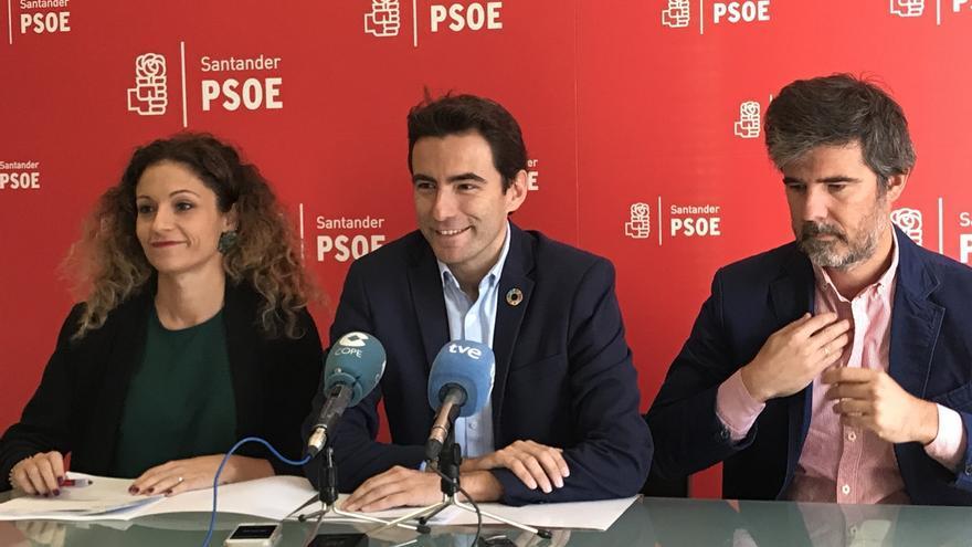 El PSOE anuncia que los concejales de PP-Cs comparecerán en comisión el próximo lunes