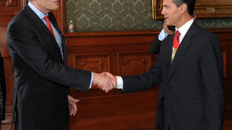 Reino Unido plantea aumentar intercambio comercial en el año dual con México