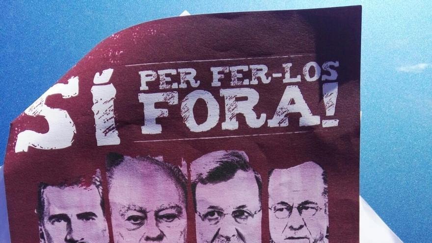 La Guardia Civil interviene más de 1,3 millones de carteles y material de propaganda del referéndum