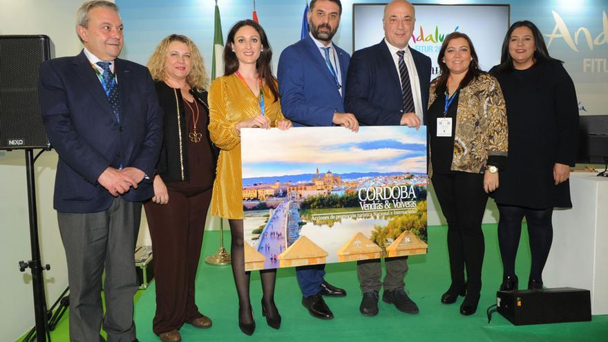 Presentación el pasado 2018 de la primera edición de 'Córdoba, vendrás y volverás'.