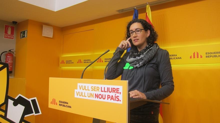 """ERC ve un éxito de movilización y pide """"ejercer la independencia tan pronto como sea posible"""""""