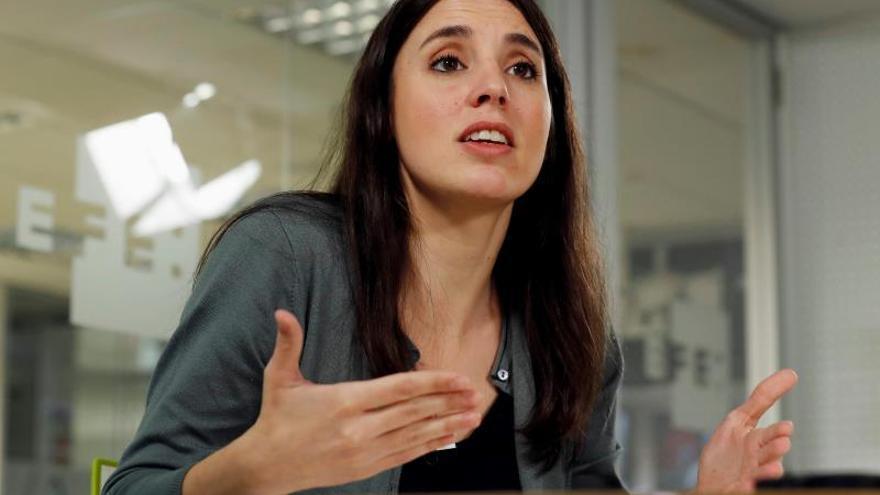 Unidas Podemos se reafirma: solo apoyará a Sánchez si hay coalición