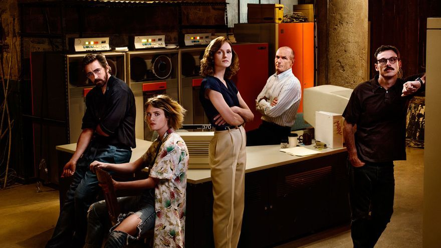 Halt & Catch fire, tercera temporada