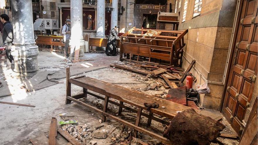 El Consejo de Seguridad de la ONU condena el ataque terrorista en Egipto