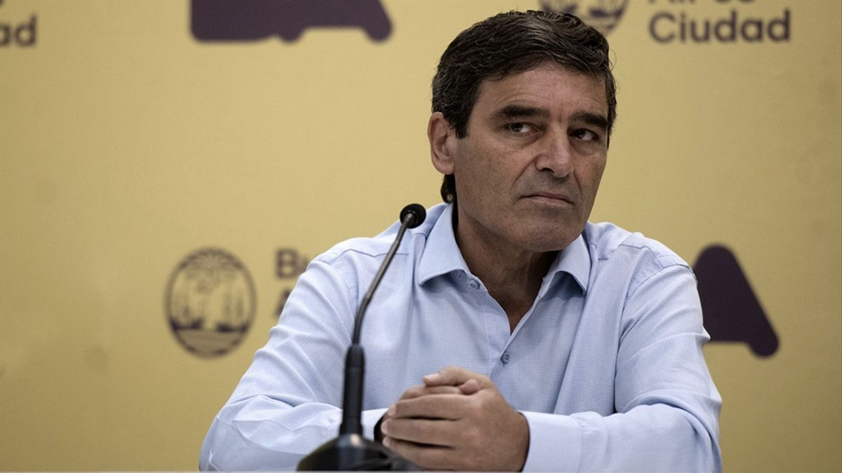 Quirós destacó que no se detectó circulación comunitaria de las variantes Delta.