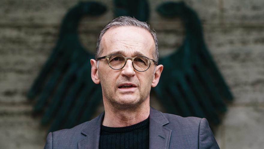 El ministro alemán de Exteriores, Heiko Maas.