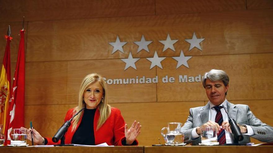 Cuatro consejeros de Cifuentes entran en la gestora del PP de Madrid