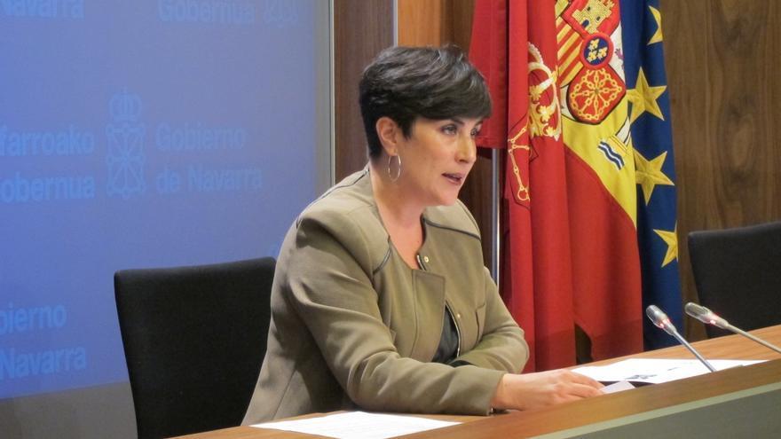 El Gobierno de Navarra no ve en riesgo la separación de poderes por las palabras de Beaumont sobre las detenciones