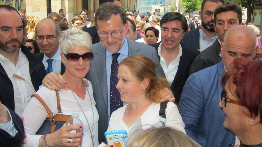 Rajoy asistirá este jueves a la investidura de Juncker y Marín como honoris causa por la Universidad de Salamanca