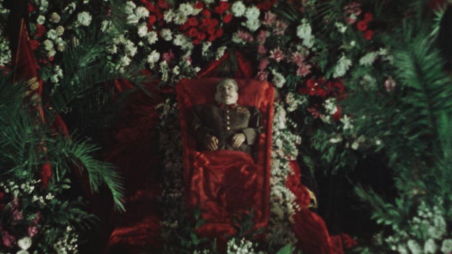 Funeral de Estado.