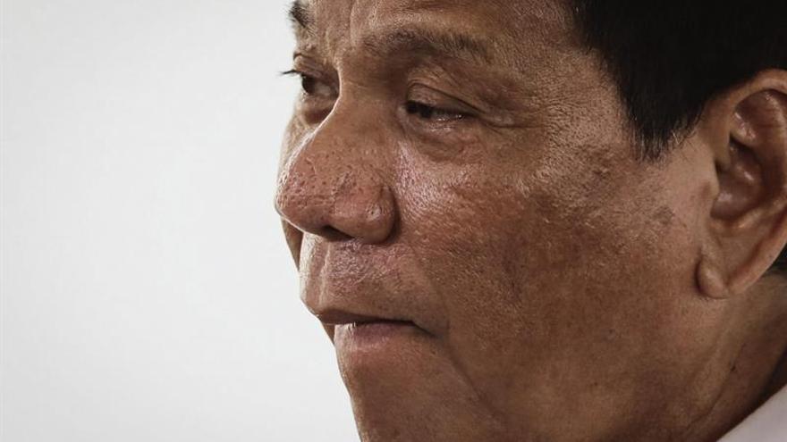 Duterte ignorará los derechos humanos en la lucha contra el yihadismo
