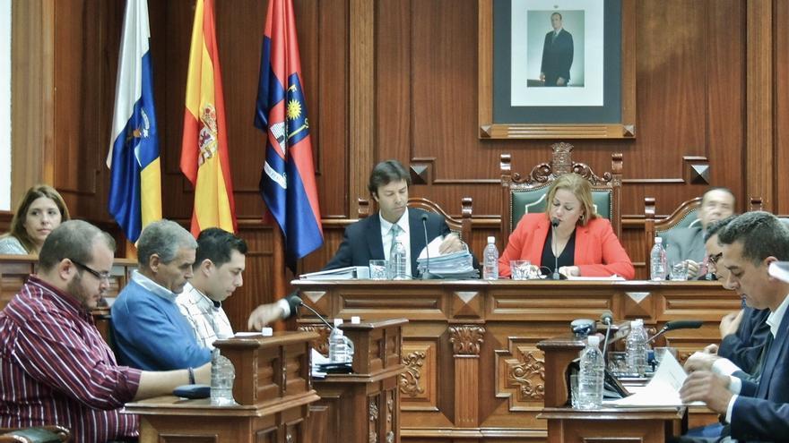 Pleno Ayuntamiento de Telde